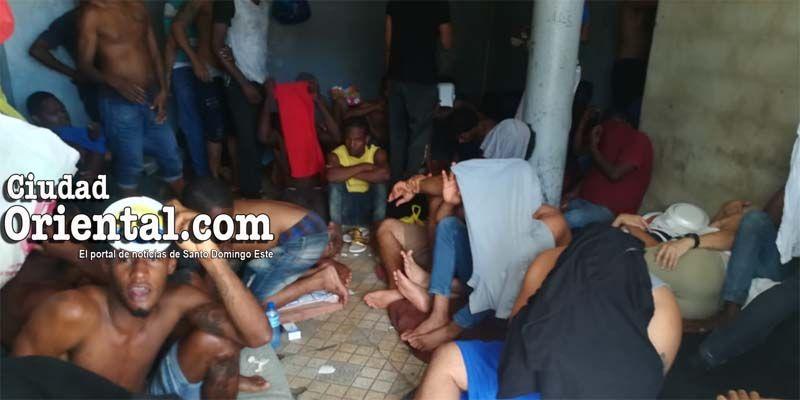Un preso de la Fiscalía de SDE toma la cámara de Ciudad Oriental y lo que graba da grima + Vídeo