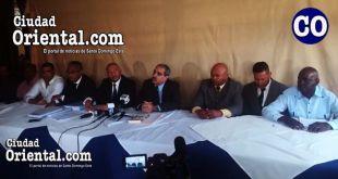 Anunciaron el sometimiento del empresario gasolinero Luís Obdulio Beltré Pujols.