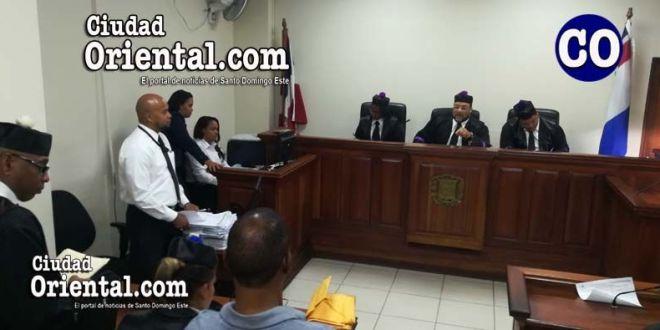 Cuarto Tribunal Colegiado de la provincia Santo Domingo