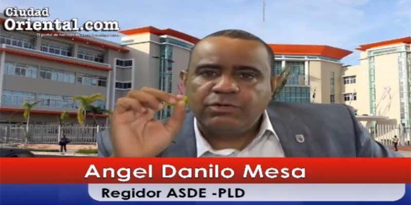 Danilo Mesa : ¿le da un consejo, advierte o amenaza al alcalde Alfredo Martínez?