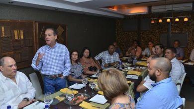 Photo of Reinaldo Pared encabeza reuniones de contacto, evaluación y planificación con dirigentes