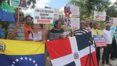 Photo of Denuncian gobierno RD viola constitución al respaldar golpe de estado en Venezuela + Comunicado