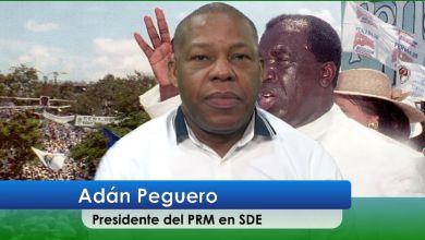 Photo of Adán Peguero revela lo que él habría hecho si delante suyo insultan a Peña Gómez