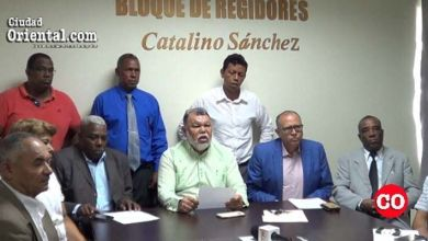 """Photo of El Secretario General del PRM y sus regidores en ASDE """"paran el pecho"""" en defensa de Peña Gómez + Vídeo"""