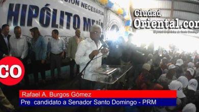 """Photo of A Burgos Gómez le hace falta """"grajearse"""" con las masas, si quiere ser electo senador + Vídeo"""