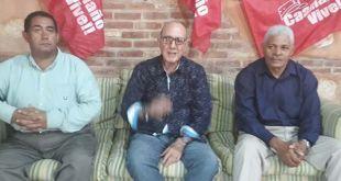 Dirigentes del Movimiento Caamañista