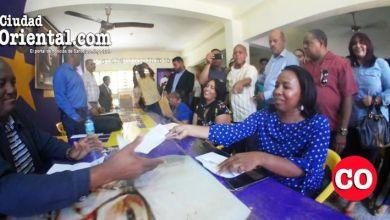 Photo of Alexandra Peña arranca de manera formal en busca de la nominación a diputada