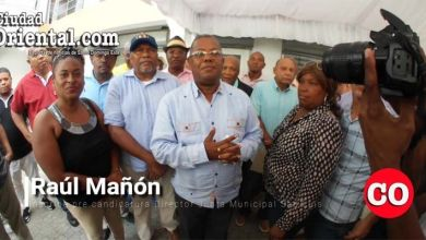 Photo of Raúl Mañón preocupado por posible trasvase de votantes del DM San Luis a SDE