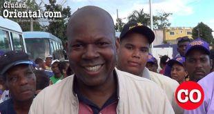 Franklin Martinez, pre candidato a diputado por la Circ. 3 de SDE