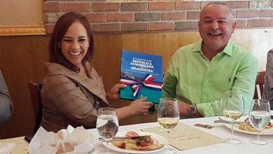 Photo of Asociación Nacional de Supermercados de EEUU ofrece recepción-almuerzo a Karen Ricardo