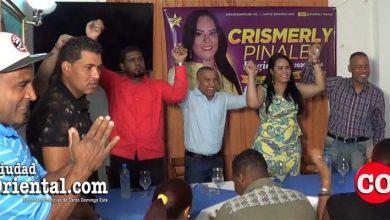 Photo of Crismerly Pinales anuncia respaldo a Juan Carlos Echavarría, Joselito + Vídeo