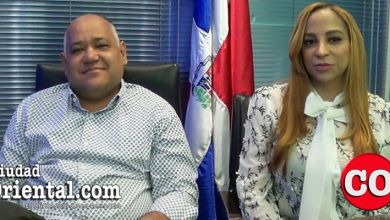 Joaquín HIlario y Katy Báez