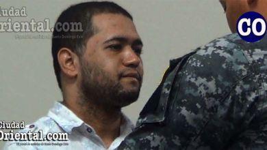 Photo of Condenado a 20 años de prisión hombre atracó y despojó de arma a un policía