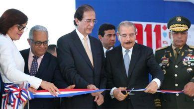 Photo of Presidente Medina deja en marcha el Sistema 9-1-1 en Azua con 660 nuevos colaboradores y 123 vehículos