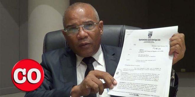 Concejal Manuel Soto Lara