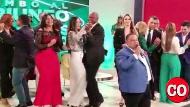 Photo of Todas estas personas bailaron con Jhonny Ventura 14 días antes de que diera positivo al covid-19