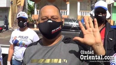 Photo of Julio Romero encabeza campaña de desinfección en el ensanche Ozama + Vídeo