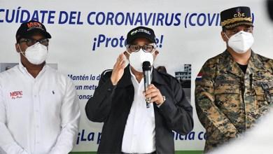 Photo of MSP inicia operativo de contención del (COVID 19) en el sector Villa María del DN