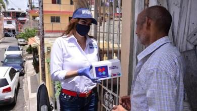 Photo of Sector Externo con Gonzalo entrega Kits de prevención por el COVID-19 en SDE