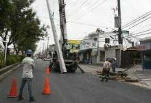 Photo of EDE Este informa avería en poste impactado por vehículo provoca interrupción a sectores SDE