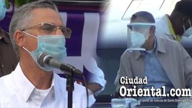 Photo of Doble discurso: Manuel Jiménez minimiza impacto del coronavirus, pero ahora se cuida más
