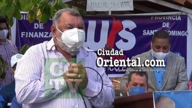 Dr. Rafael Vásquez García, Secretario General del PRM en SDE