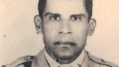 Photo of 59 años después, Víctor Martínez y su lucha contra la indolencia y el olvido
