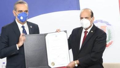 """Photo of Luis Abinader proclama  """"ahora es el momento de la unidad de todos los dominicanos"""""""