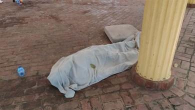 Photo of Muere indigente en el Parque Ignacio Martínez H.; sería el segundo en una semana.. sospechan fue por Covid-19