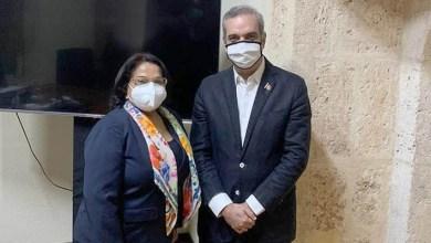 Photo of Durante reunión con rectora de la UASD, Abinader afirmó que esa academia es prioridad para su gobierno