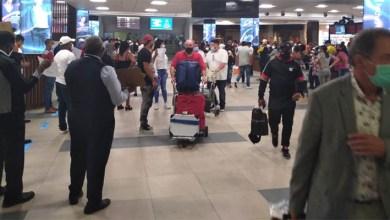 Photo of Flujo de pasajeros en Aeropuerto Las Américas como en navidad