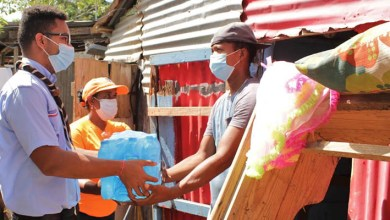 Photo of Scouts dominicanos entregan ayudas en Hato Mayor a afectados tormenta Isaías