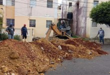 Photo of La CAASD responde a solicitud de auxilio vecinos Invivienda Santo Domingo