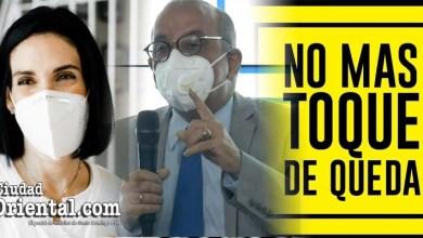Photo of Sobre el toque de queda: la Primera Dama plantea reducir dos horas; el Ministro de Salud, dejarlo como está y las redes reclaman #nomastoquedequeda