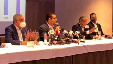 Miembros del equipo técnico del ex persidente Danilo Medina