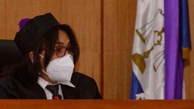 Jueza Esmirna Gisselle Méndez Álvarez