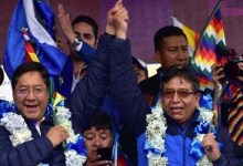 Photo of El partido de Evo Morales arrasa en las elecciones de Bolivia a  pesar de EEUU, la OEA y sus golpistas