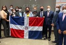 """Photo of En su viaje de siete días a EE.UU Manuel Jiménez lleva """"de bola"""" a cuatro funcionarios, todos pagados con  fondos del ASDE"""