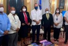 Photo of Presidente Luis Abinader recibe comisión del CDP y acoge solicitudes