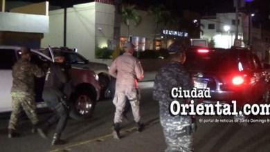 Photo of Despliegue de tropas en recorrido nocturno mandos militares y policiales en SDE + Vídeo
