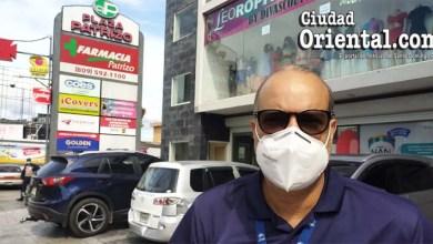 Zoilo Batista, propietario de la Farmacia Patrizo