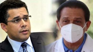 Ministros de Turismo (i) y Salud de RD