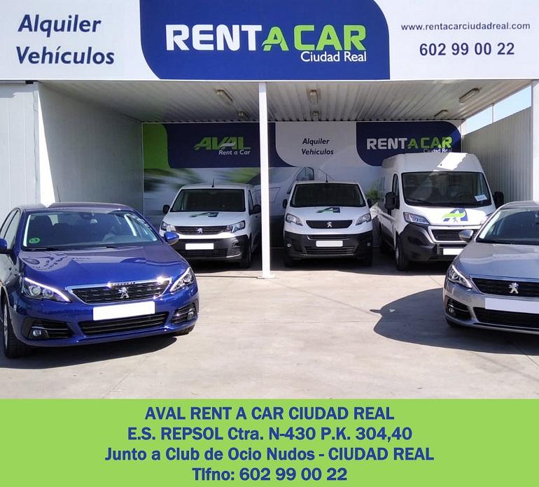 RENT A CAR CIUDAD REAL - Alquiler de Vehículos