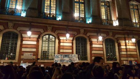 En Toulouse han creado el movimiento ciudadano No al miedo.