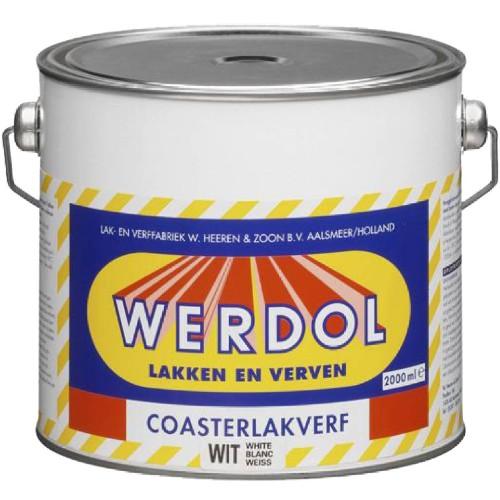 Loopdekkenverf Werdol harlingen lauwersoog bestellen online