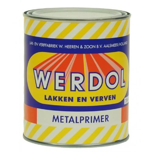 Werdol Metalprimer harlingen lauwersoog