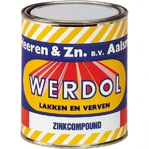 Werdol Zinkcompound harlingen lauwersoog