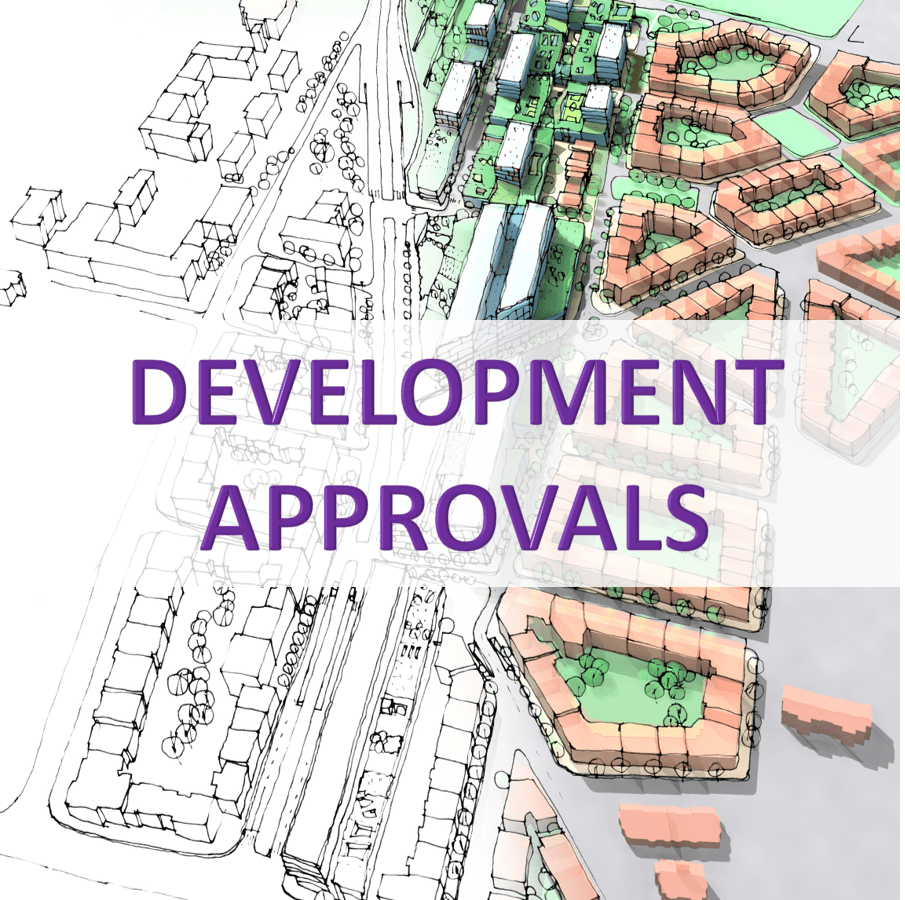 development approvals civica