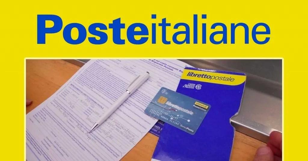 Carta Libretto Postale Orari Di Prelievo E Come Funziona