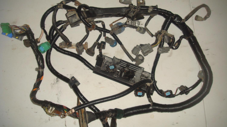 1999-2000 Honda Civic Si Engine Wiring Harness Obd2b 5